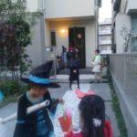 バイリンガルセンターのハロウィンパーティーです。